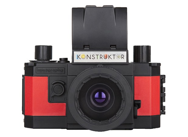 Lomography Konstruktor craft your own film SLR for $35 video