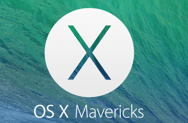 Apple OS X Mavericks 109 preview
