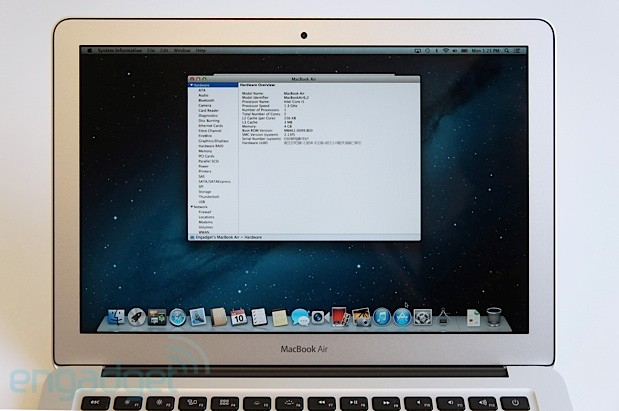 Apple MacBook Air hands-on and first I/O benchmarks (13-inch, mid-2013)