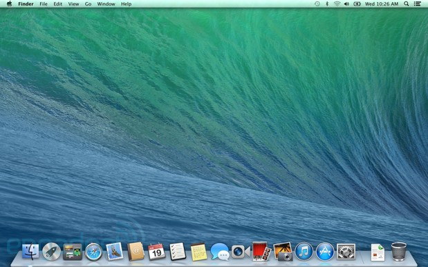 DNP Apple OS X Mavericks 109 preview