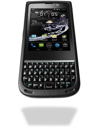 AT&T NEC Terrain official 31inch display, QWERTY keyboard and ICS for $9999
