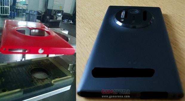 Flood of leaked images suggest Nokia EOS smartphone with ...
