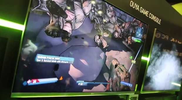 NVIDIA demos Grid streaming on OUYA, proves little boxes play big games