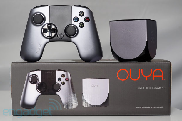 Hands-on with the Ouya destined for store shelves