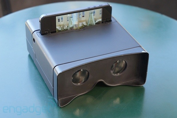 Poppy turns iPhone into ViewMasterlike 3D display and camera video