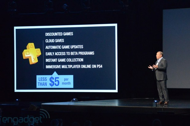 PS4 to require PS Plus membership for multiplayer play
