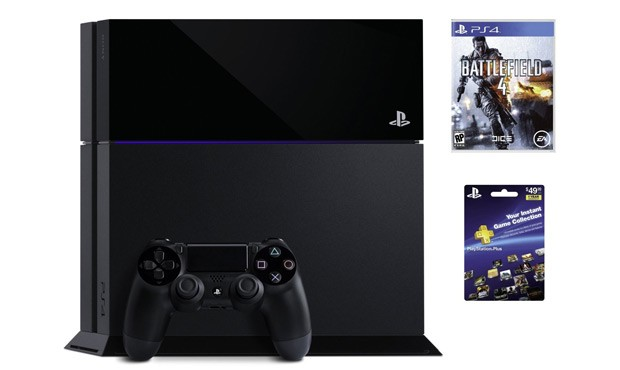 Amazon list multiple PlayStation 4 bundles with release day guarantee