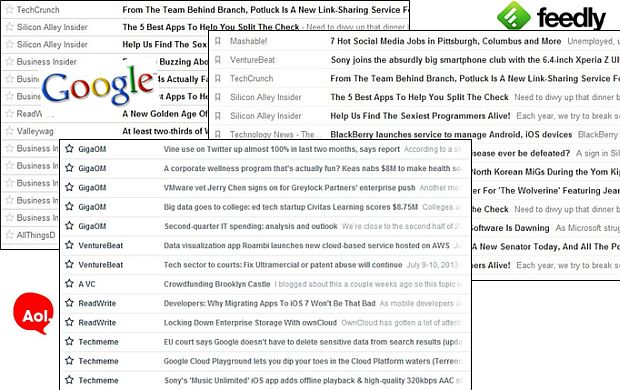 Editorial As Google Reader dies, reading struggles to be reborn