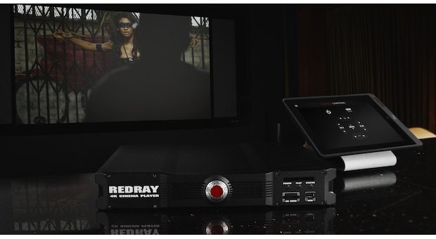 Redray 4K projector now shipping, UHDTV not included