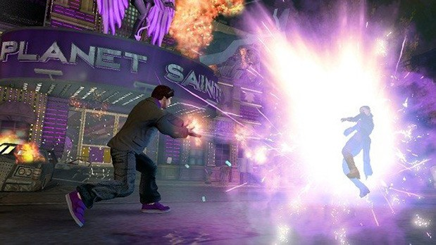 Saints Row IV banned in Australia due to 'unjustified' evil