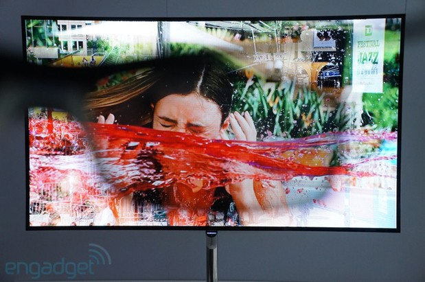 Samsung reportedly shipping 55-inch OLED TV to South Korea next week