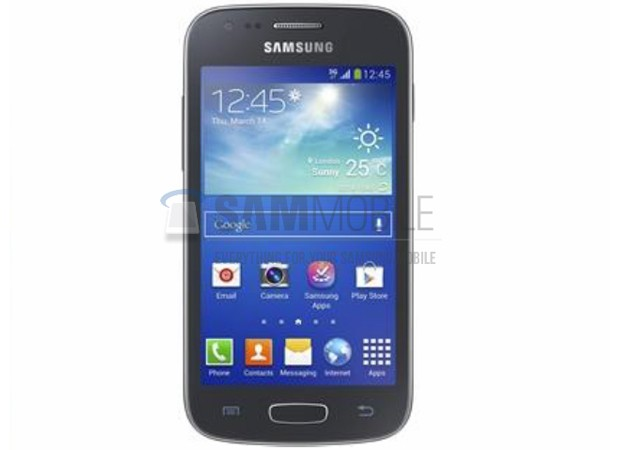 Samsung Galaxy Ace 3 possibly caught posing for an official image