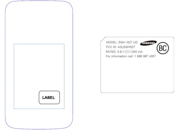 Samsung Galaxy Mega 6.3 revisits the FCC with AT&T native LTE