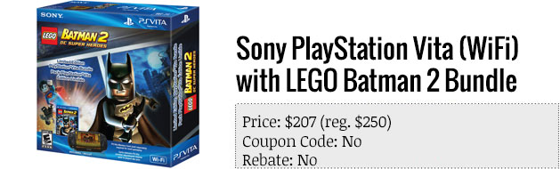 Slickdeals' best in tech for June17th Sony PlayStation Vita and 50inch Sharp AQUOS HDTV