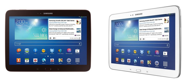 Samsung Galaxy Tab 3 70, 80 and 101 to launch on July 7 priced at $199, $299 and $399