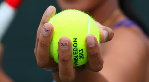 Sony puts micro ads on Wimbledon player, welcomes commercialism in 4K