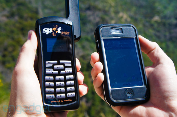 Spot Global Phone review a satellite phone for the masses