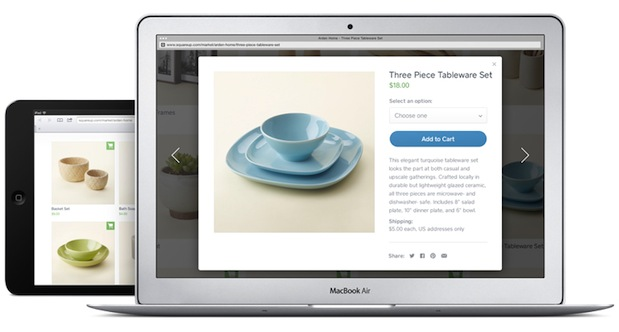 Square Market launches, provides easy online storefronts for small businesses