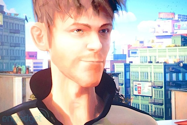 Insomniac's Sunset Overdrive is our first look at a cloud-infused Xbox One game