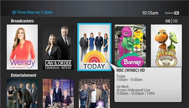Time Warner Cable launching TWC TV app for Samsung Smart TVs (video)