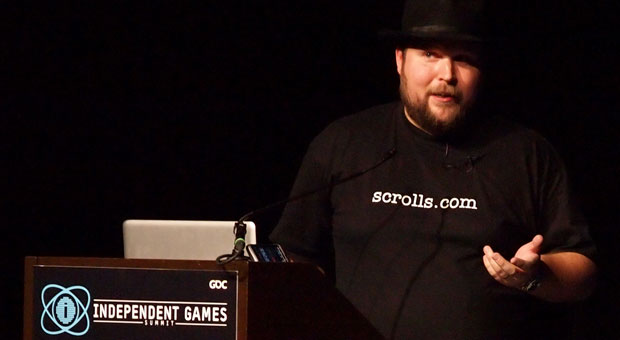 Minecraft creator Markus 'Notch' Persson on the HTC Desire Z and CPU speed demons