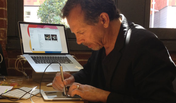 Adobe's Michael Gough on his dependency on digital Paper and the omniscient gadget