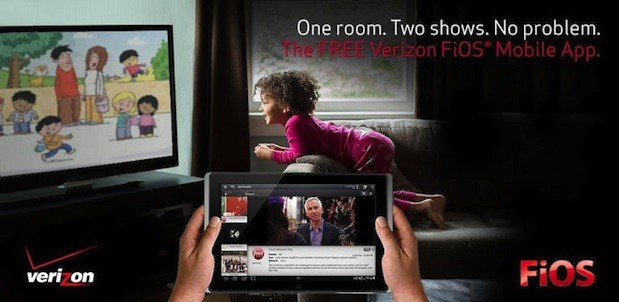 Verizon FiOS Mobile arrives on Android, lets you watch live TV and video on demand