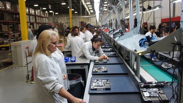 DNP American redux Apple, Motorola, Lenovo and the pulse of stateside manufacturing