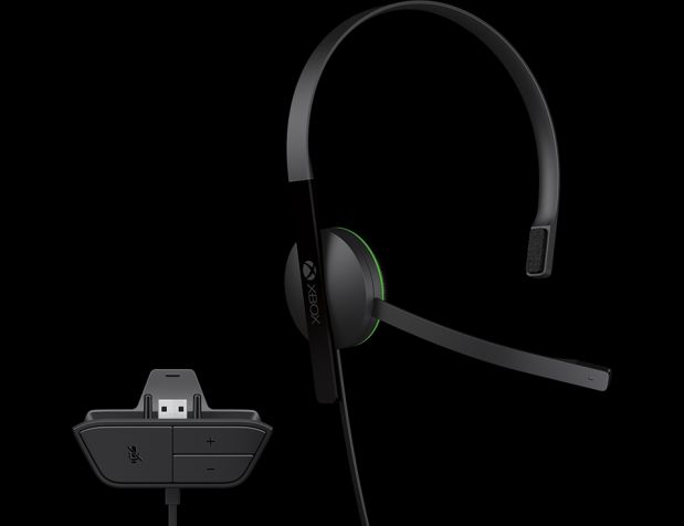 Xbox One doesn't include headset