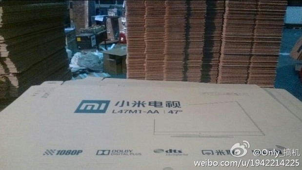 Leaked packaging suggests Xiaomi working on a 47inch TV