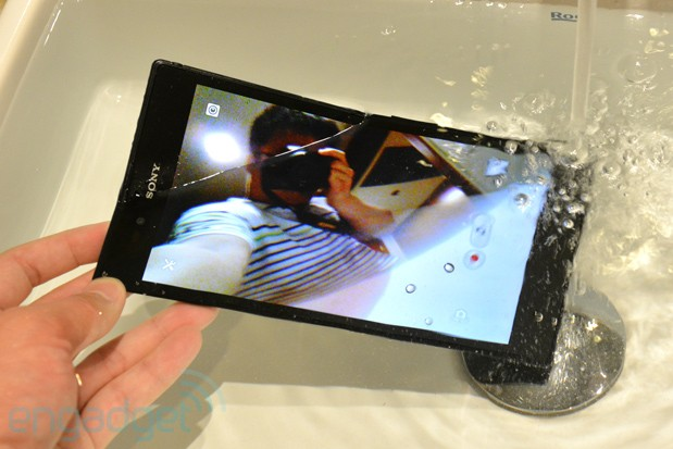 Sony Xperia Z Ultra handson redux previewing its camera and benchmark performance