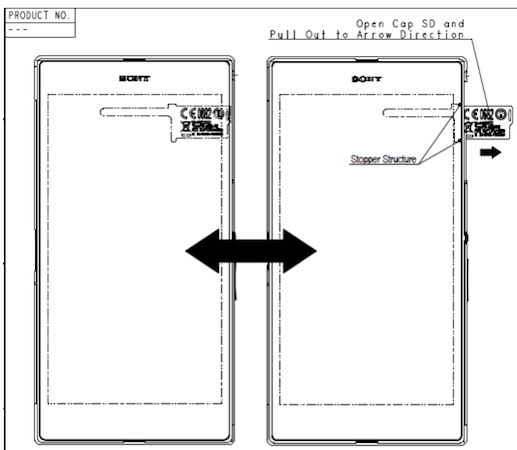 Xperia Z Ultra makes its way through the FCC,