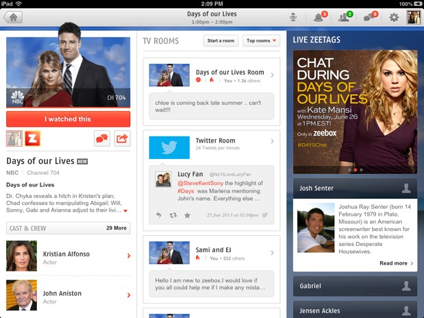 Zeebox launches developer portal, widens access to its second screen platform