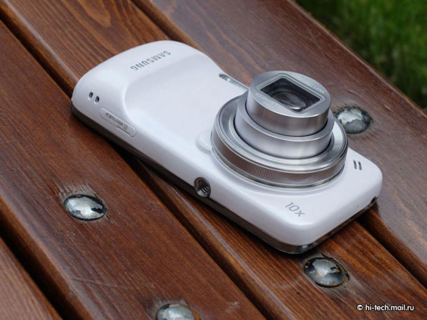 Samsung Galaxy S4 Zoom gets reviewed before it's even official (updated)