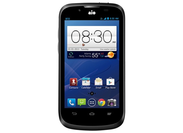 Aio Wireless joins the LTE crowd, intros the ZTE Overture to celebrate