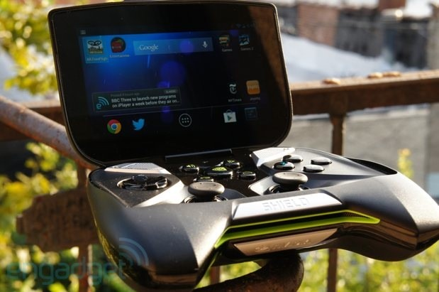 DNP NVIDIA Shield review it's almost like NVIDIA thinks it's Razer or something TKTK