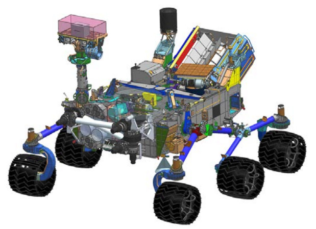 Scientists want next Mars rover to search for signs of life, test out astronaut tech