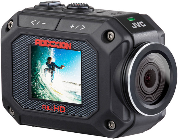 JVC's upgraded GCXA2 ADIXXION action camera is still really, really hard to put down