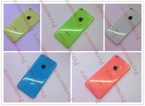 Multicolored budget iPhone shows up at multiple sources, in multiple hues