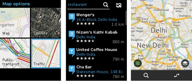 DNP  Nokia's Here Maps comes to the Asha 501, beta release available now for download