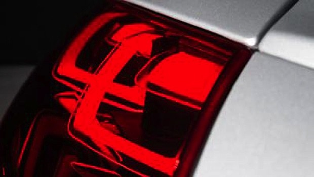 Audi teams up with Philips, Merck for world's first 3D OLED tail lights