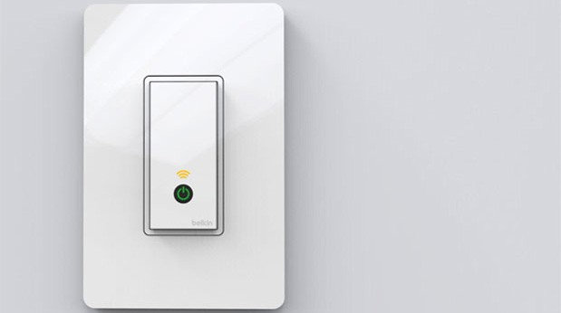 Belkin ships WeMo connected light switch for $50