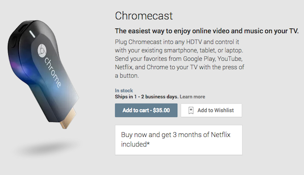 Google introduces Chromekey, an HDMI streaming device for televisions