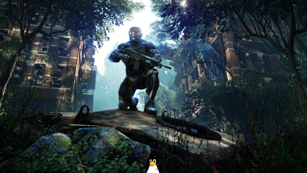 DNP Crytek hiring Linux dev, hopes to make your penguin box weep