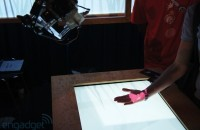 Hands-on with Disney Research's AIREAL haptic feedback technology (video)
