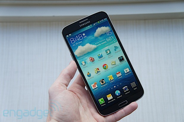 Samsung Galaxy Mega 63 review one giant smartphone for mankind