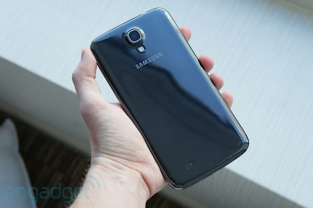 DNP Samsung Galaxy Mega 63 review one giant smartphone for mankind