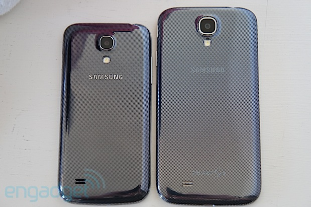 DNP Samsung Galaxy S4 Mini review galaxy more like a star cluster! amirite