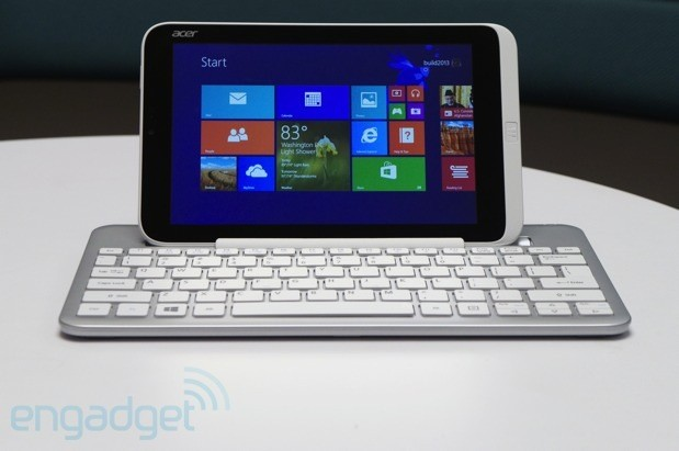 DNP Acer Iconia W3 review what's it like using Windows on an 8inch tablet