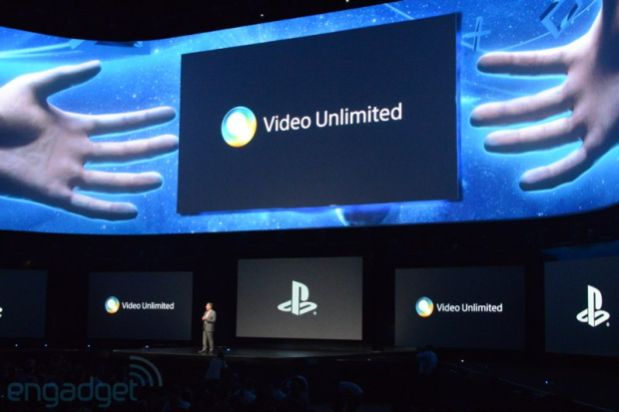 DNP Sony's Video Unlimited content accessible across